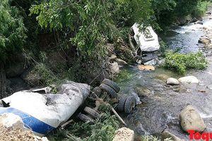 Xác định nguyên nhân ban đầu vụ tai nạn thảm khốc ở Lai Châu