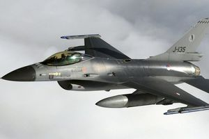 Hà Lan thông báo ngừng hoạt động của F-16 chống IS tại Iraq và Syria