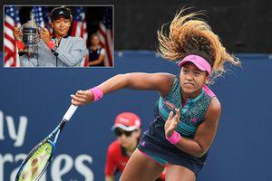 'Giải phẫu gen' tân vô địch US Open