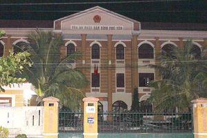 Nóng: Bắt cựu chánh án TAND tỉnh Phú Yên tham ô tài sản
