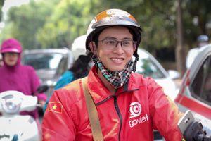 Trải nghiệm xe ôm công nghệ 1.000 đồng/chuyến của Go-Viet