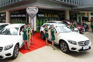 Saigon Special công bố chương trình bật nắp trúng 8 xe sang