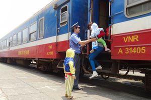 Ga Sài Gòn nhận đăng ký vé tàu Tết