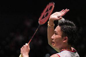 Highlights Kento Momota vs Viktor Axelsen: Bán kết Nhật Bản mở rộng