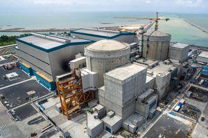 Nhà máy hạt nhân Trung Quốc nằm trên đường đi siêu bão Mangkhut