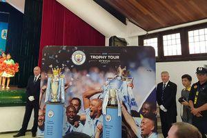Cúp ngoại hạng Anh đến với trẻ em Làng SOS