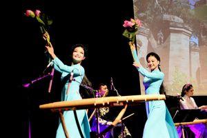 Khai mạc Tuần lễ văn hóa Việt Nam tại Montreal - Canada 2018