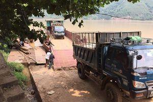 Sơn La: Dân kêu trời vì cảng vụ ngang nhiên thu phí 'cắt cổ'