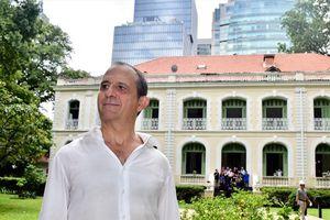 Khám phá 'bí mật' bên trong tòa dinh thự Tổng lãnh sự Pháp tại TPHCM