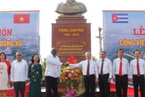 Công viên Fidel Castro mang nhiều ý nghĩa to lớn