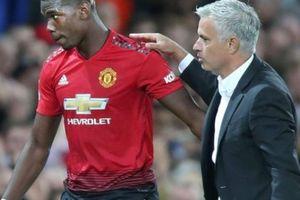 HLV Mourinho chính thức lên tiếng về tương lai của Pogba