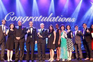 Vinh danh 26 doanh nghiệp có môi trường làm việc tốt nhất châu Á