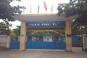 Có hay không bất minh trong thu, chi ở Trường Phan Phu Tiên?