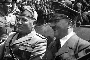 Đức quốc xã dùng nhà tâm linh để tìm Benito Mussolini?