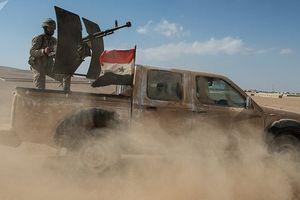 Xem quân đội Syria bất ngờ tấn công IS gần căn cứ quân sự Mỹ