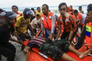 Indonesia: Phà chở 147 hành khách bốc cháy dữ dội, chìm giữa biển