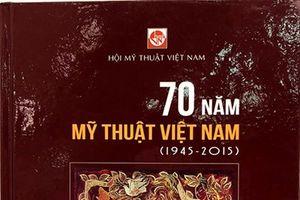 Giải thưởng Hội Mỹ thuật Việt Nam 2018: Hơn 90 tác giả, nhóm tác giả nhận giải thưởng