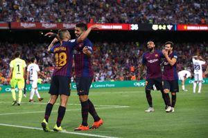 Lịch thi đấu, dự đoán tỷ số La Liga diễn ra hôm nay 15.9