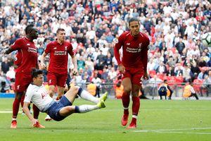 Son Heung-min vào sân muộn, Tottenham bại trận trước Liverpool