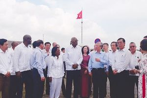Quảng Trị: Kỷ niệm 45 năm ngày Chủ tịch Cuba Fidel Castro đến thăm vùng giải phóng miền Nam Việt Nam
