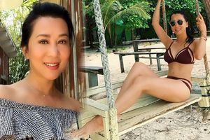 MC Kỳ Duyên lại đăng ảnh bikini gợi cảm, fans bất ngờ tặng thơ