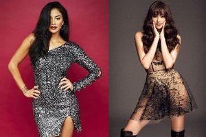 Phạm Hương bất ngờ 'về chung nhà' với Nicole Scherzinger và hàng loạt sao Hollywood