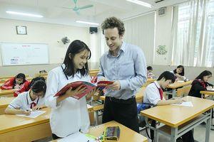 Trường Trung học Cơ sở Nghĩa Tân cam kết gì với học sinh học song bằng?