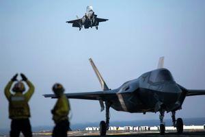 Mỹ nóng lòng muốn chứng tỏ năng lực máy bay tàng hình mới nhất tại Syria