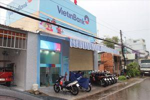 Thông tin mới nhất vụ cướp ngân hàng ở Tiền Giang