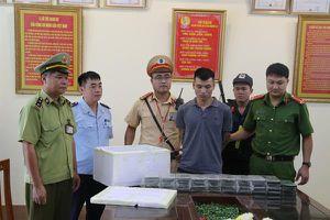 Phá chuyên án bắt giữ 2 mẹ con mua bán 64 bánh heroin