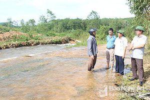 Lên phương án di dời hàng chục nghìn người ở vùng có nguy cơ bị ngập lụt tại Quỳnh Lưu