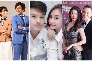 Đừng vội trách Kiều Minh Tuấn - An Nguy, showbiz Việt có không ít cặp đôi phải lòng nhau chỉ vì đóng chung một bộ phim