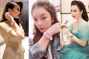 'Choáng' với những món phụ kiện trang sức tiền tỷ của sao Việt