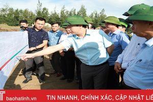 Nghi Xuân huy động tối đa nguồn lực để đạt huyện nông thôn mới đầu tiên của tỉnh