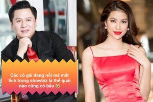 Pha Lê ám chỉ Phạm Hương có bầu, qua Mỹ sinh con?