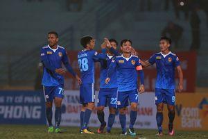 Sài Gòn thua tối thiểu, Quảng Nam ngược dòng chiến thắng ở vòng 22 V.League 2018