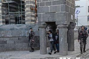 Thổ Nhĩ Kỳ vô hiệu hóa 54 phần tử liên quan đến PKK
