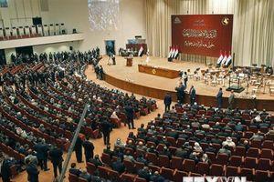 Nghị sỹ Hồi giáo theo dòng Sunni được bầu làm Chủ tịch Quốc hội Iraq