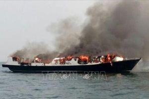 Chìm phà ở miền Trung Indonesia làm ít nhất 21 người thiệt mạng, mất tích