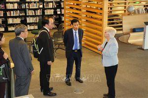 Tăng cường hợp tác giữa Việt Nam và tỉnh bang Quebec của Canada