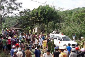 Lai Châu: Tai nạn giao thông kinh hoàng 11 người chết, 4 người bị thương