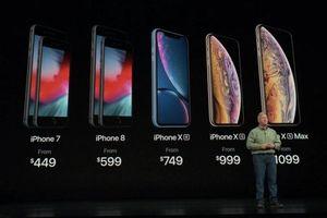 Apple giảm giá hàng loạt iPhone cũ, bất ngờ 'khai tử' iPhone X