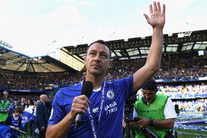 NÓNG: HLV Sarri đánh tiếng mời John Terry trở lại Chelsea