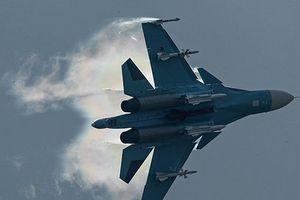 Chiến sự Syria: Không quân Nga dội bom xuống lãnh thổ của IS trong suốt 72 giờ