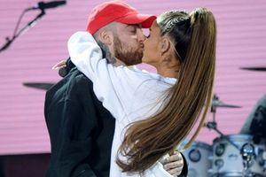 Ariana Grande nghẹn lời gửi tâm thư cho Mac Miller: 'Em đã đau nhiều lắm…'
