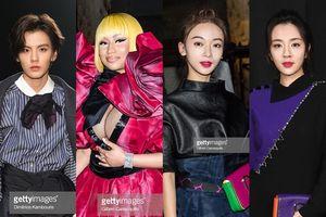 New York Fashion Week 2018: Nicki Minaj khoe 'vòng một', Ngô Cẩn Ngôn thùy mị đọ sắc cùng loạt sao Châu Á
