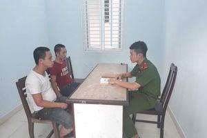 Đà Nẵng: Công an phường truy bắt 2 tên cướp điện thoại