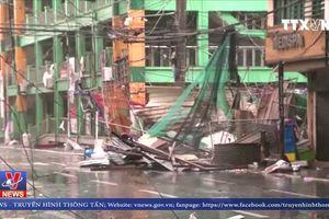 Siêu bão Mangkhut khiến 7 người thương vong tại Philippines