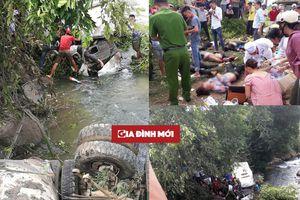 Tai nạn thảm khốc ở Lai Châu làm 12 người chết đã xác định được nguyên nhân gây tai nạn