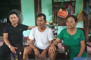 Hà Tĩnh: Nước mắt tao ngộ của gia đình liệt sĩ trở về sau 30 năm